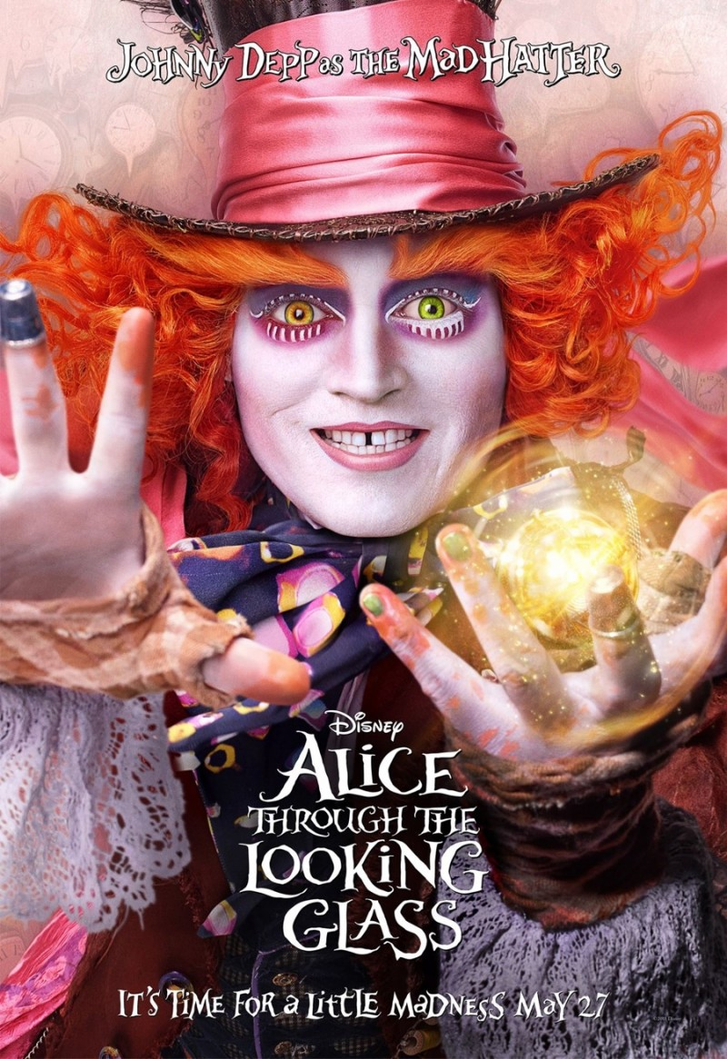 Homepage Alice Through the Looking Glass