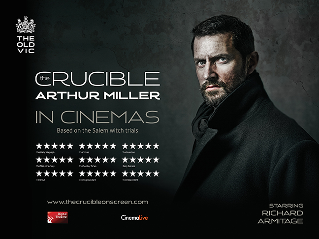 Homepage The Crucible