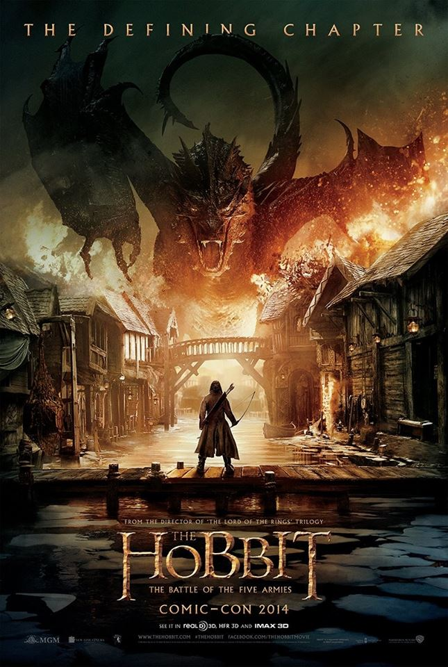 Homepage The Hobbit: The Battle of the Five Armies