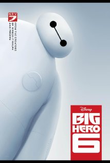 Homepage Big Hero 6