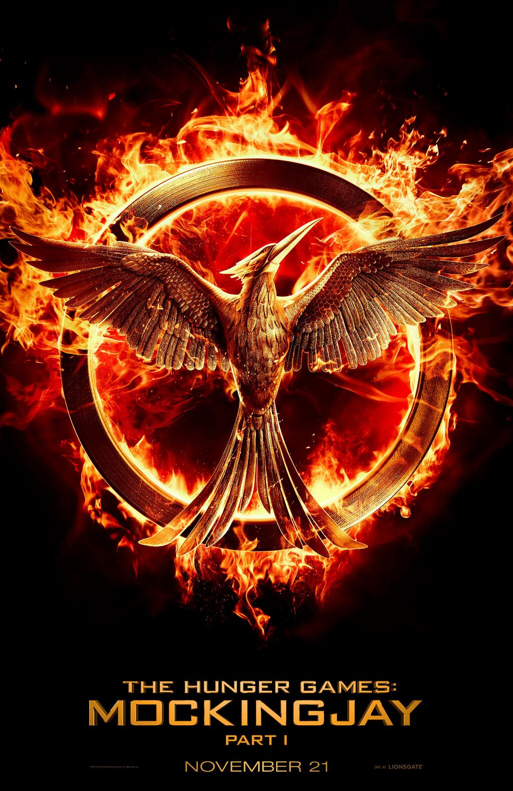 Homepage The Hunger Games: Mockingjay Pt. 1