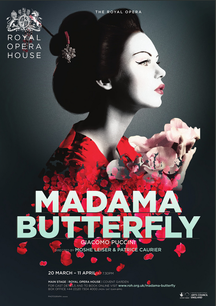 Homepage MADAMA BUTTERFLY
