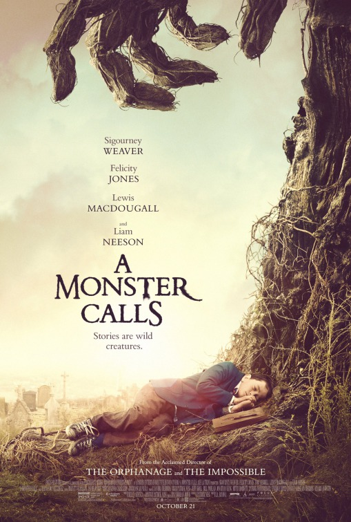 Homepage A Monster Calls