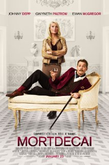 Homepage Mortdecai