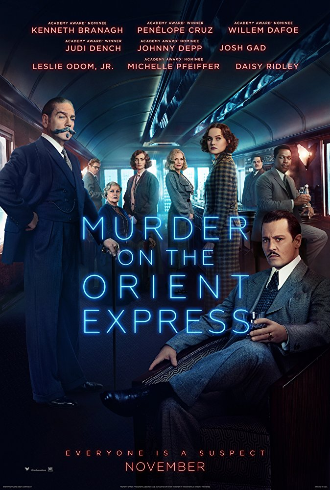 Homepage Murder on the Orient Express