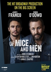 Homepage Of Mice And Men