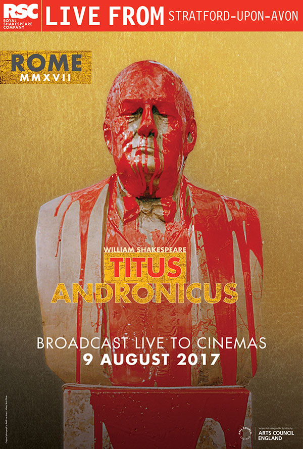 Homepage TITUS ANDRONICUS