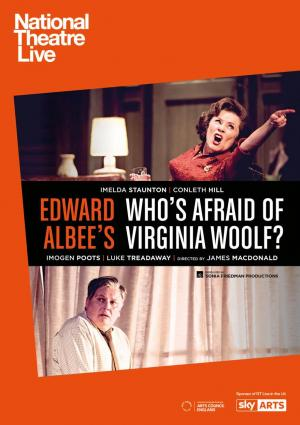 Homepage WHO'S AFRAID OF VIRGINIA WOOLF?