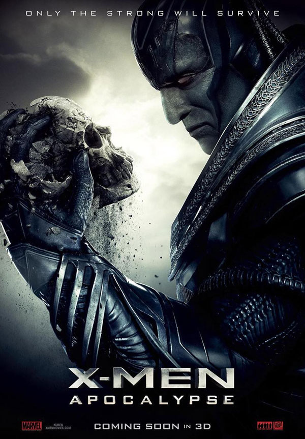 Homepage X-Men: Apocalypse