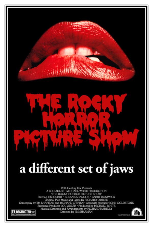 Homepage The Rocky Horror Picture Show (1975)